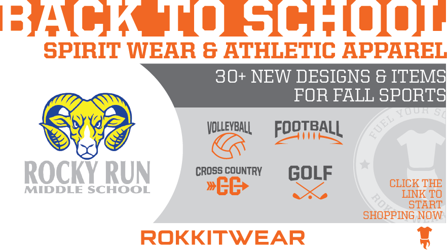 Rocky Run Spirit Wear